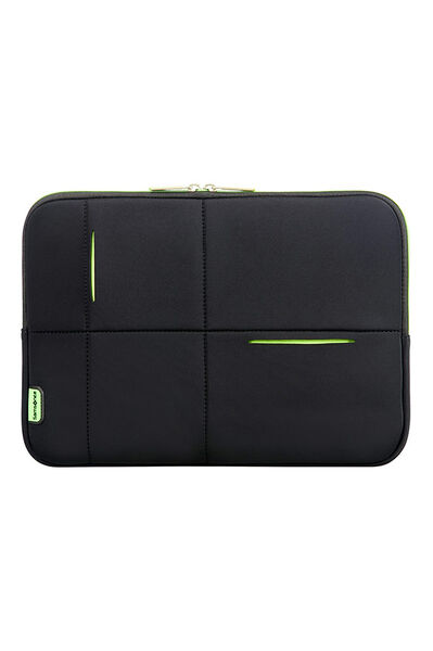 Airglow Sleeves Custodia Laptop Nero/Verde