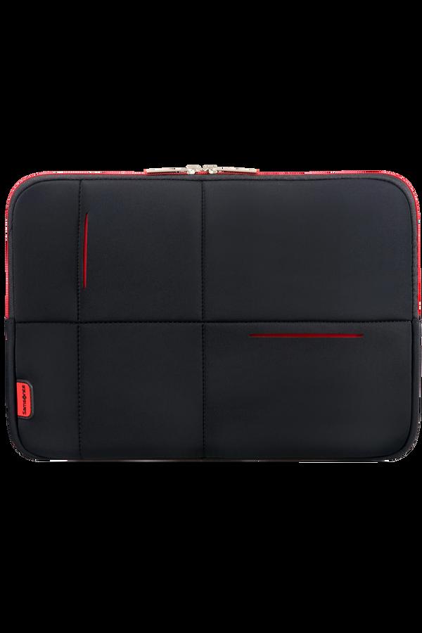 Samsonite Airglow Sleeves Sleeve  35.8cm/14.1inch Nero/Rosso