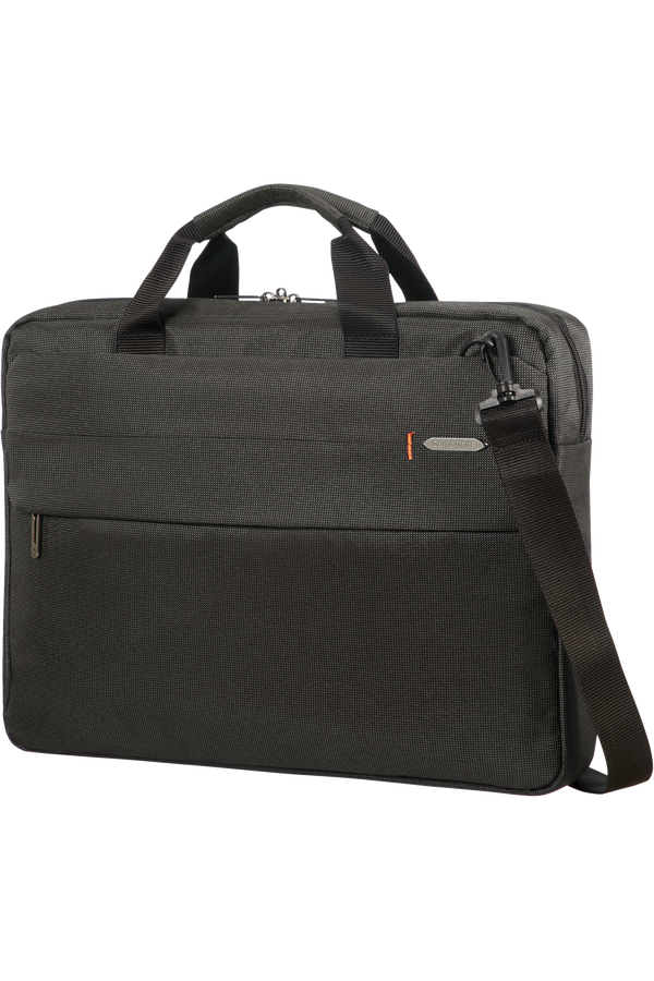Samsonite Network 3 Borsa porta pc  43.9cm/17.3inch Charcoal Black