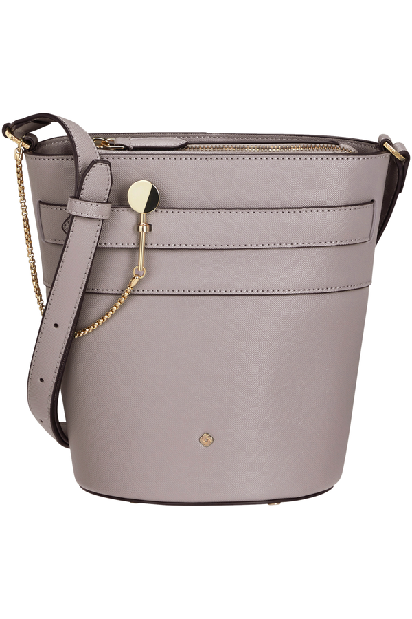 Samsonite My Samsonite Pro Bucket Bag  Lilac Grey