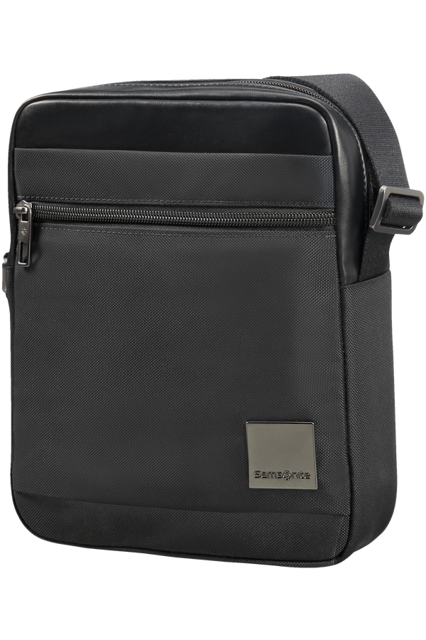 Samsonite Hip-Square Tablet Crossover M  20cm/7.9inch Nero