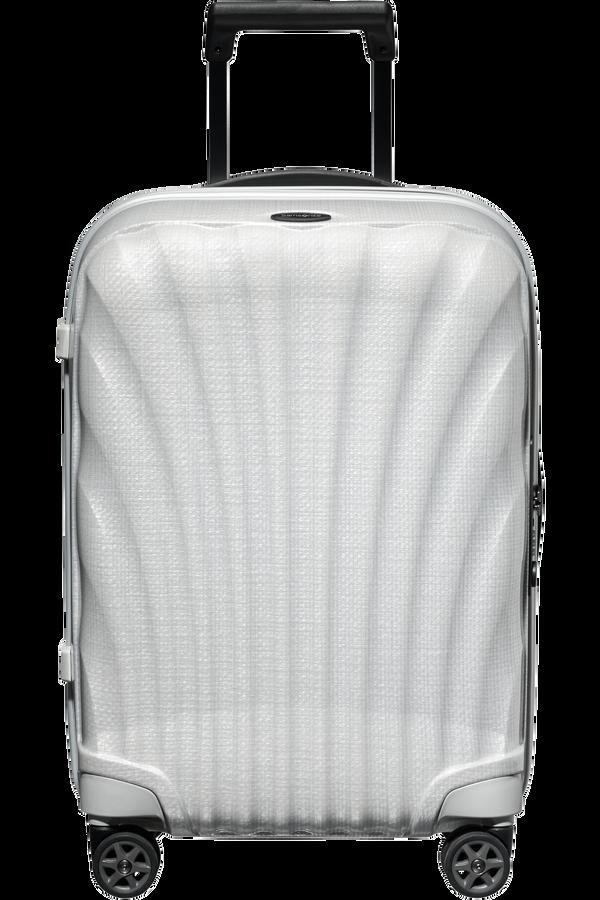 Samsonite C-Lite Spinner 55cm  Off white