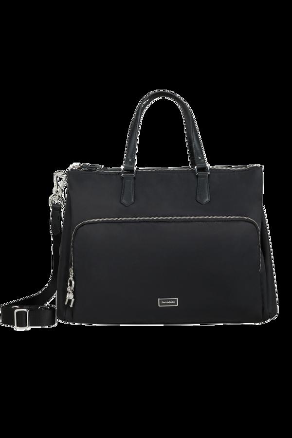 Samsonite Karissa Biz 2.0 Org. Shopping Bag 3 Comp.  14.1inch Nero
