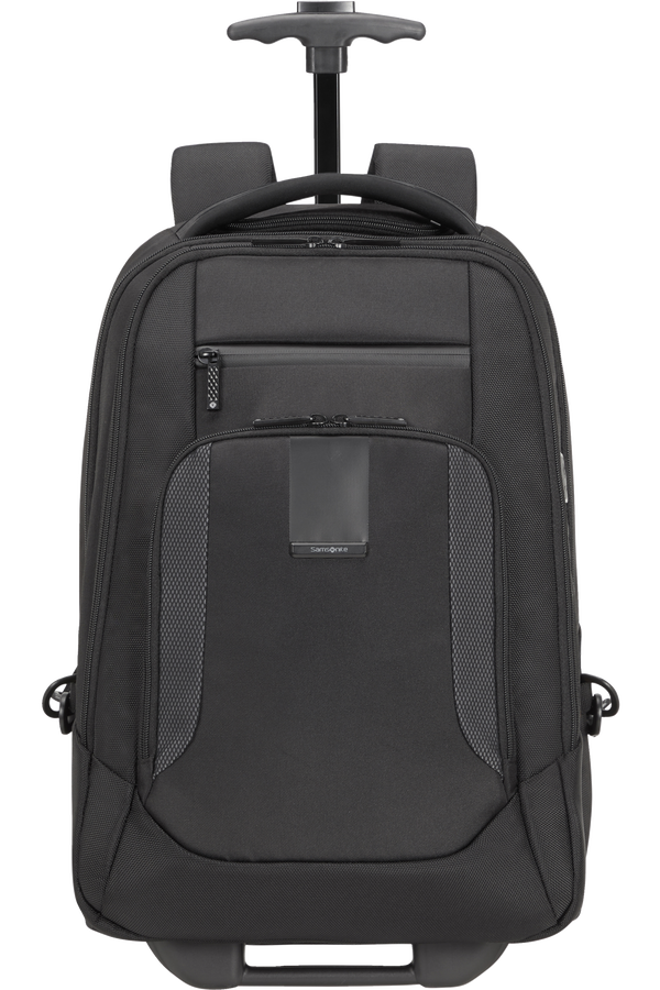 Samsonite Cityscape Evo Laptop Backpack with Wheels  15.6inch Nero