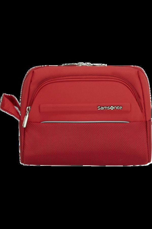 Samsonite B-Lite Icon Toilet Kit  Rosso