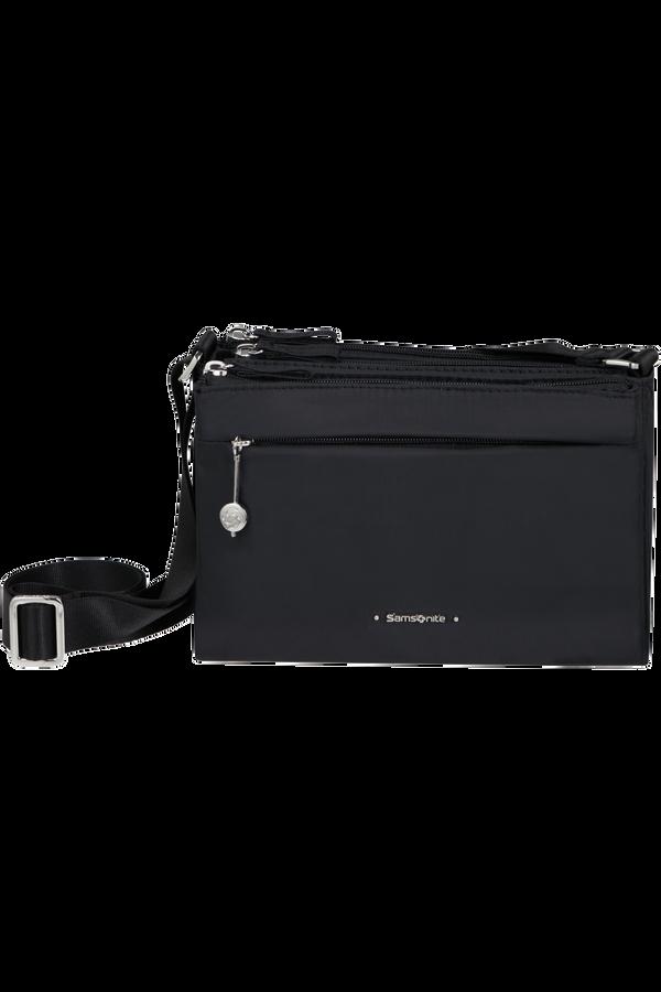 Samsonite Move 3.0 H.Shoulder Bag 3 Comp S  Nero