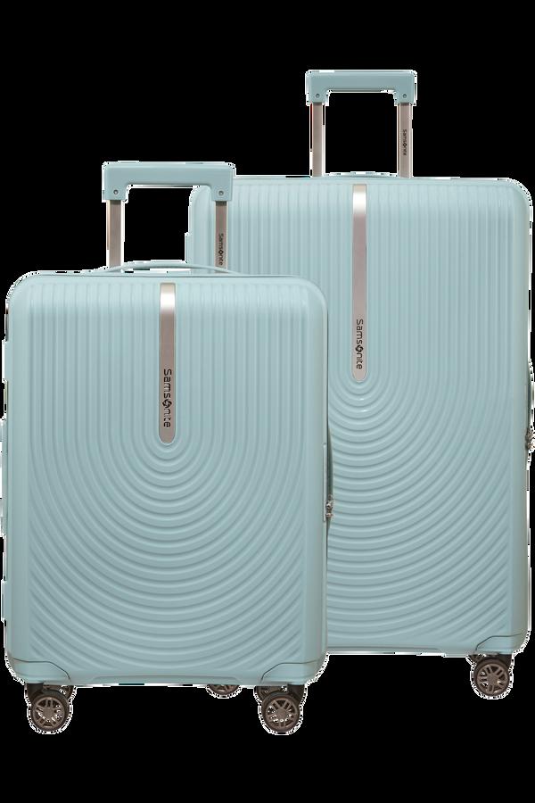 Samsonite Hi-Fi 2 PC Set A  Sky Blue