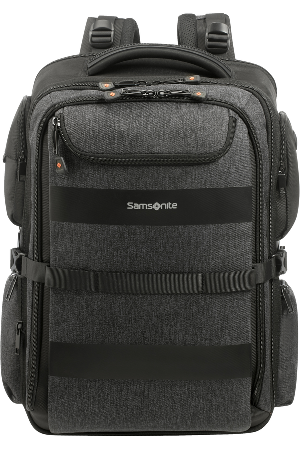 Samsonite Bleisure Backpack 17.3' Exp Overnight +  Anthracite