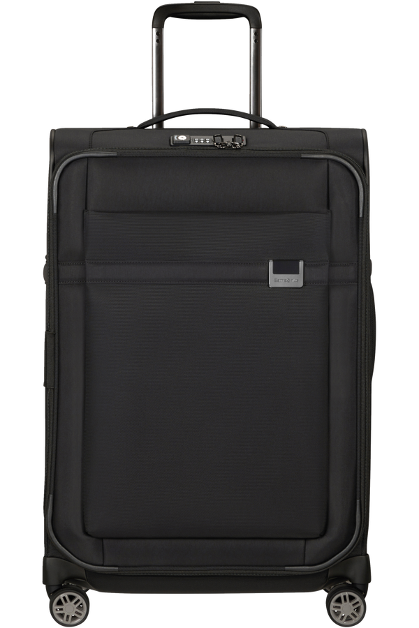 Samsonite Airea Spinner Expandable 67cm  Nero