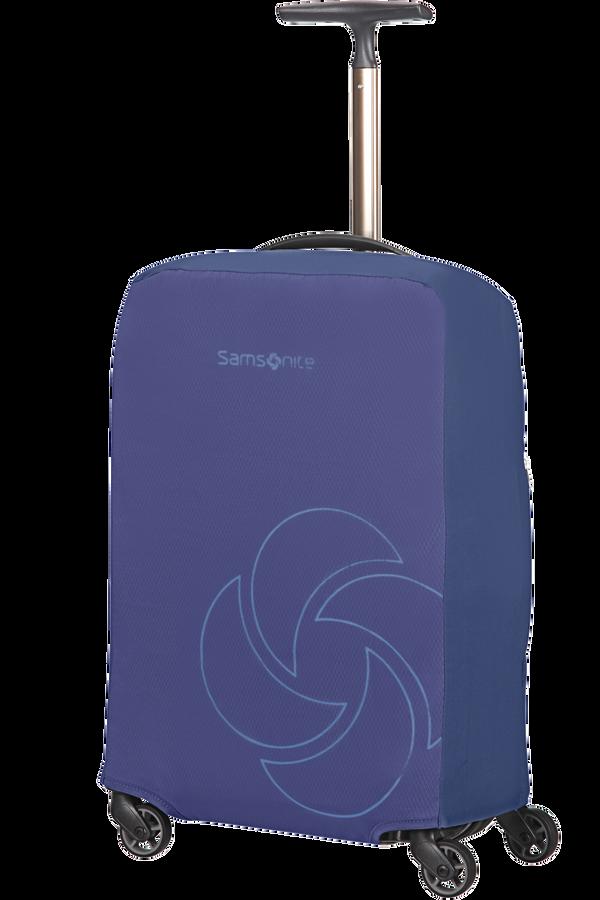 Samsonite Global Ta Foldable Luggage Cover S  Midnight Blue