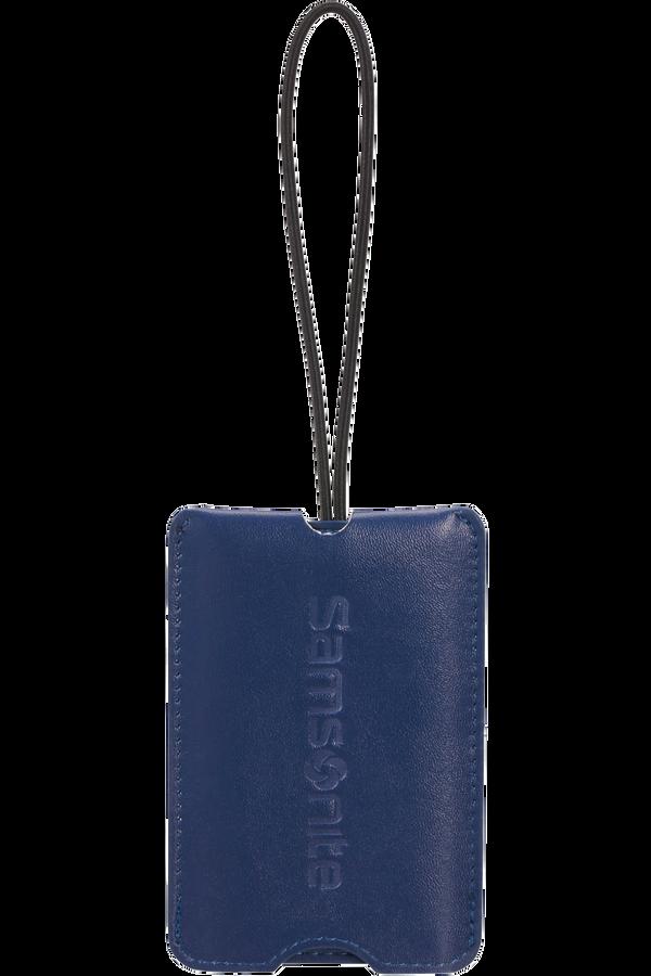 Samsonite Global Ta Secure Luggage Tag Midnight Blue
