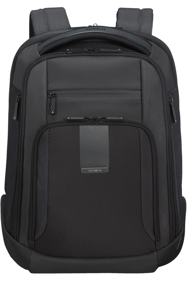 Samsonite Cityscape Evo Laptop Backpack Expandable  15.6inch Nero