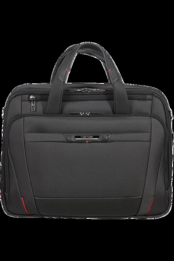 Samsonite Pro-Dlx 5 Laptop Bailhandle Expandable  39.6cm/15.6inch Nero