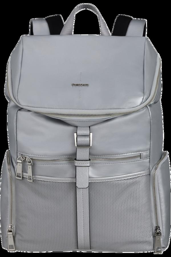 Samsonite Activ-Eight Top Open. Backpack 14.1'  Argento