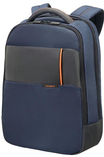 Qibyte Zaino porta pc espandibile Blu