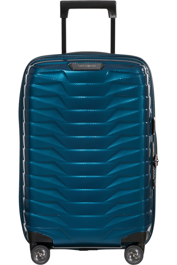 Samsonite Proxis Spinner Expandable Length 35cm 55cm  Petrol Blue