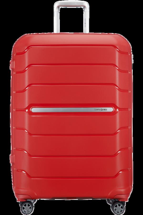 Samsonite Flux Spinner Expandable 75cm  Rosso