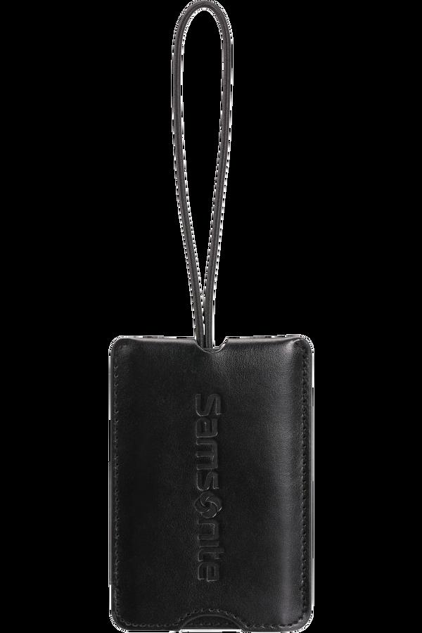 Samsonite Global Ta Secure Luggage Tag Nero