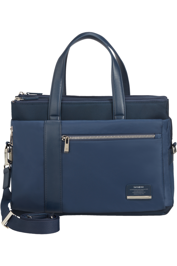 Samsonite Openroad Chic Org. Bailhandle  14.1inch Midnight Blue