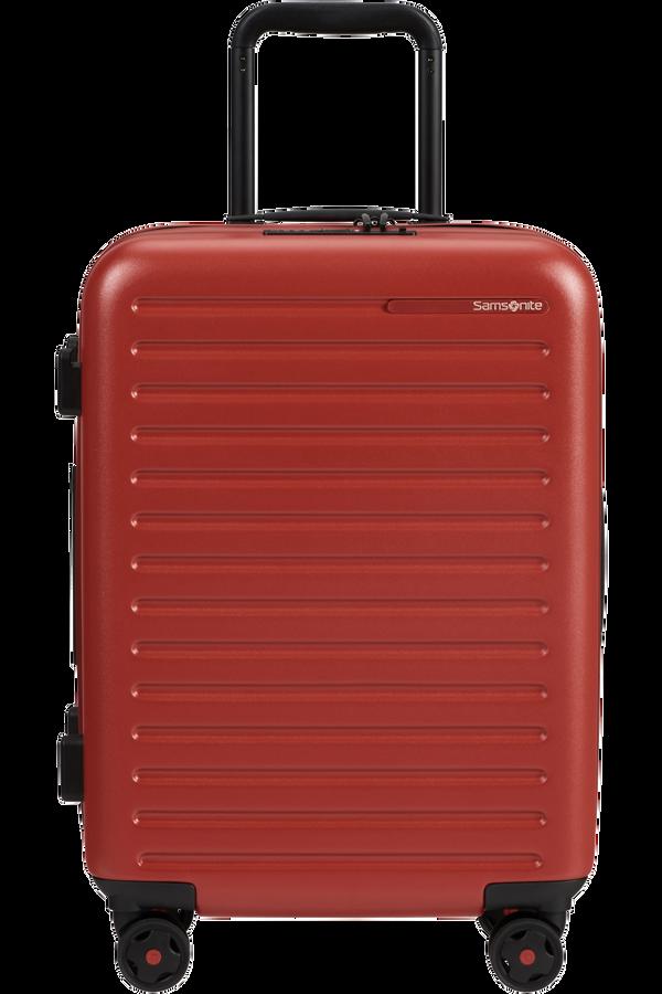 Samsonite Stackd Spinner Expandable 55cm  Rosso