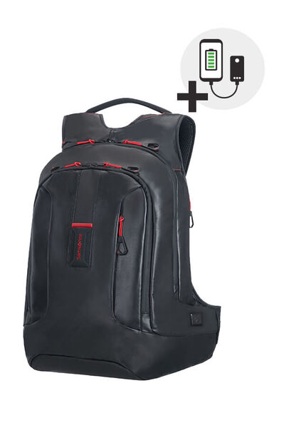 Paradiver Light Laptop Backpack + Powerbank inclusa L