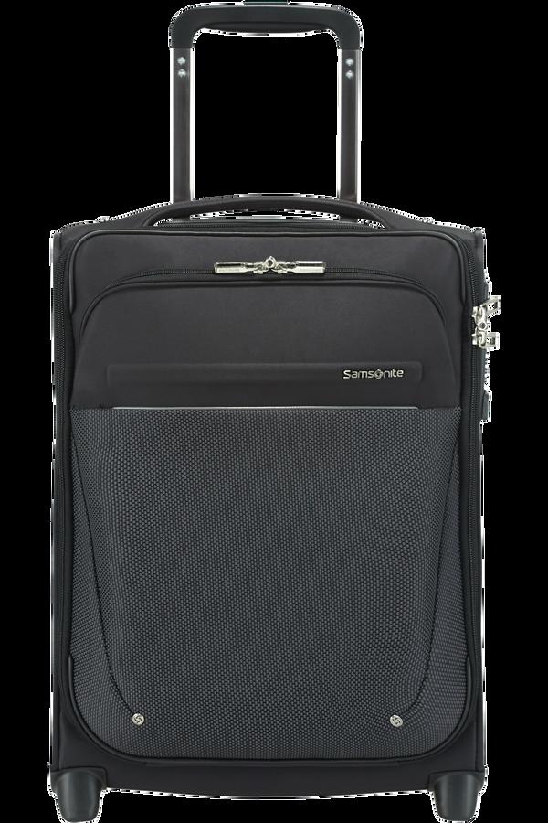 Samsonite B-Lite Icon Upright Underseater USB 45cm  Nero
