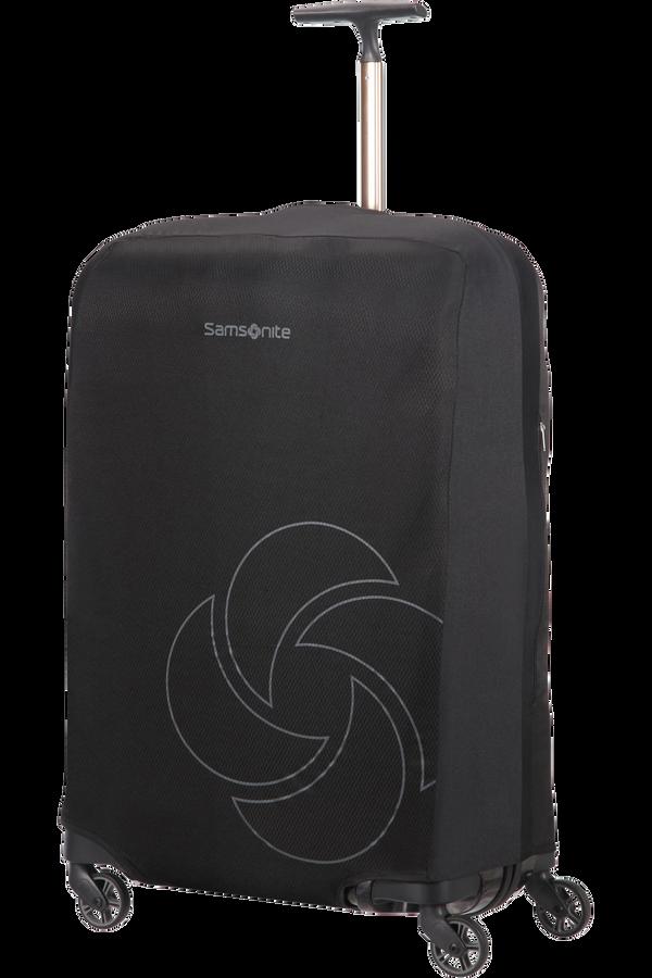 Samsonite Global Ta Foldable Luggage Cover M/L Nero