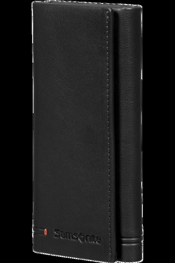 Samsonite Simpla Slg 502 - Key Hanger 6 Hooks  Nero