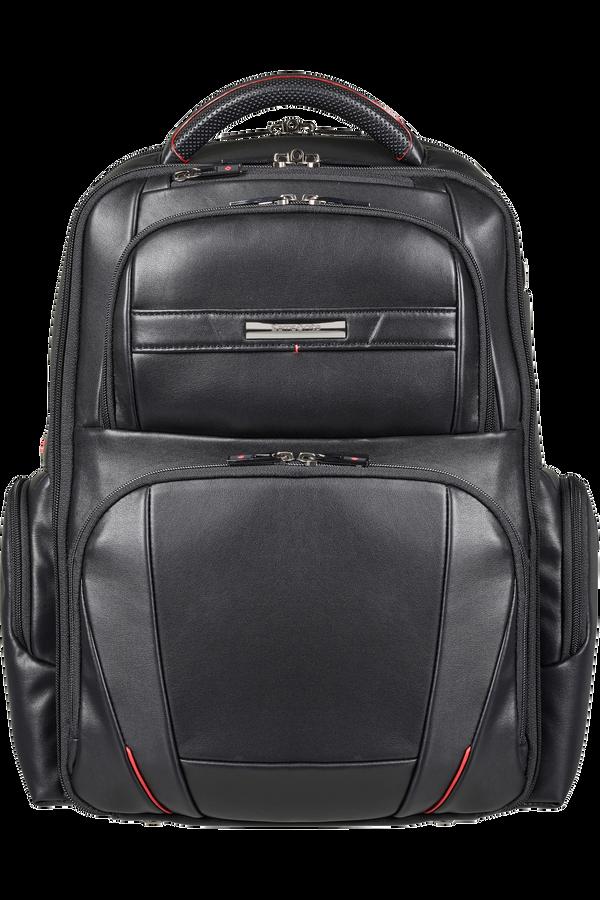 Samsonite Pro-Dlx 5 Lth Laptop Backpack  15.6inch Nero