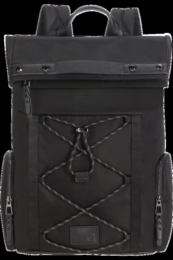 Samsonite Yourban Backpack + Flap  15.6inch Nero