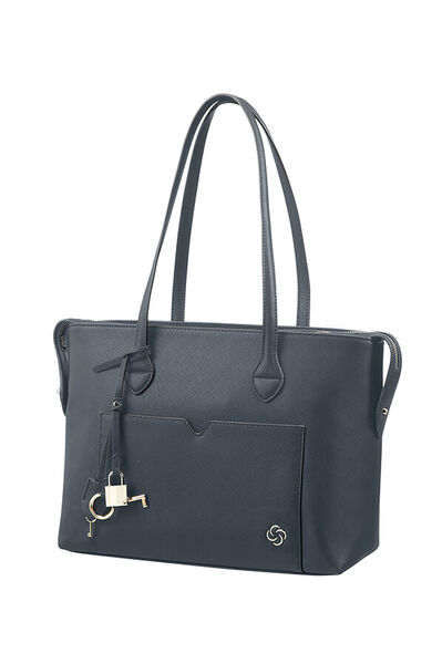 Miss Journey Shopping Denim Grey