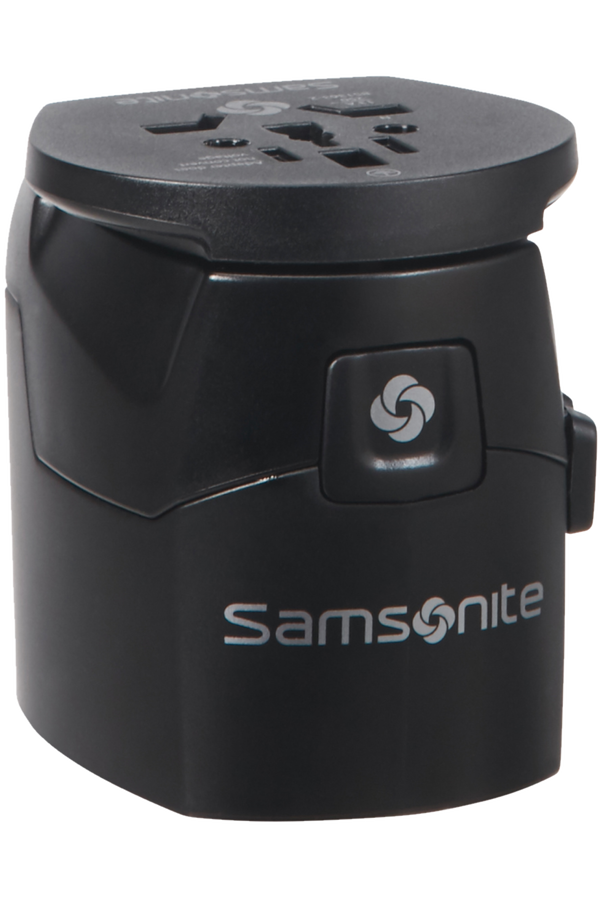 Samsonite Global Ta Worldwide Adapter Nero