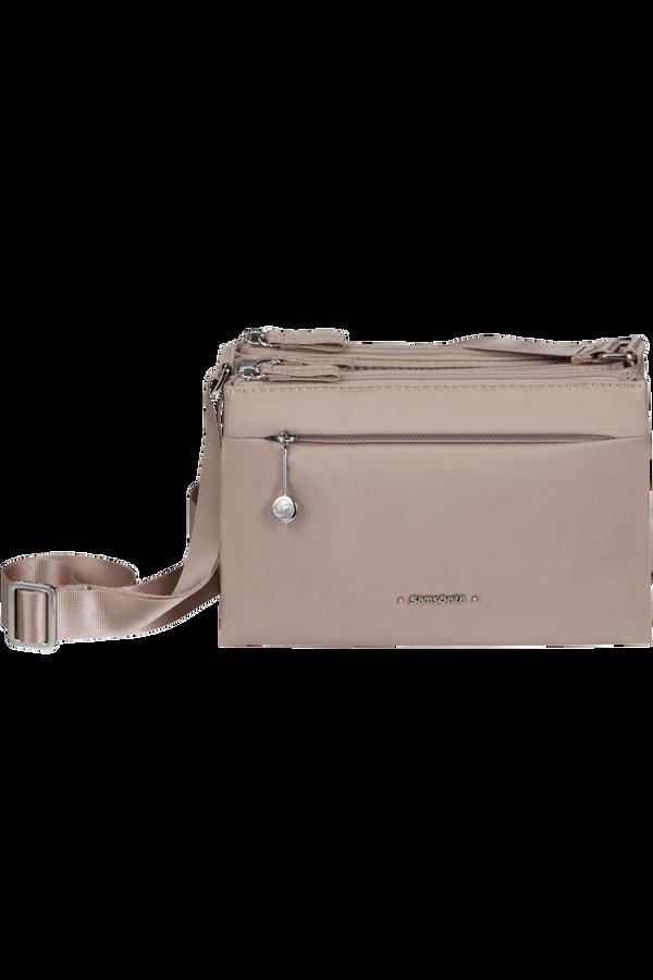 Samsonite Move 3.0 H.Shoulder Bag 3 Comp S  Rose