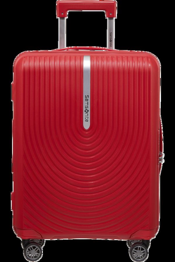 Samsonite Hi-Fi Spinner Expandable 55cm  Rosso