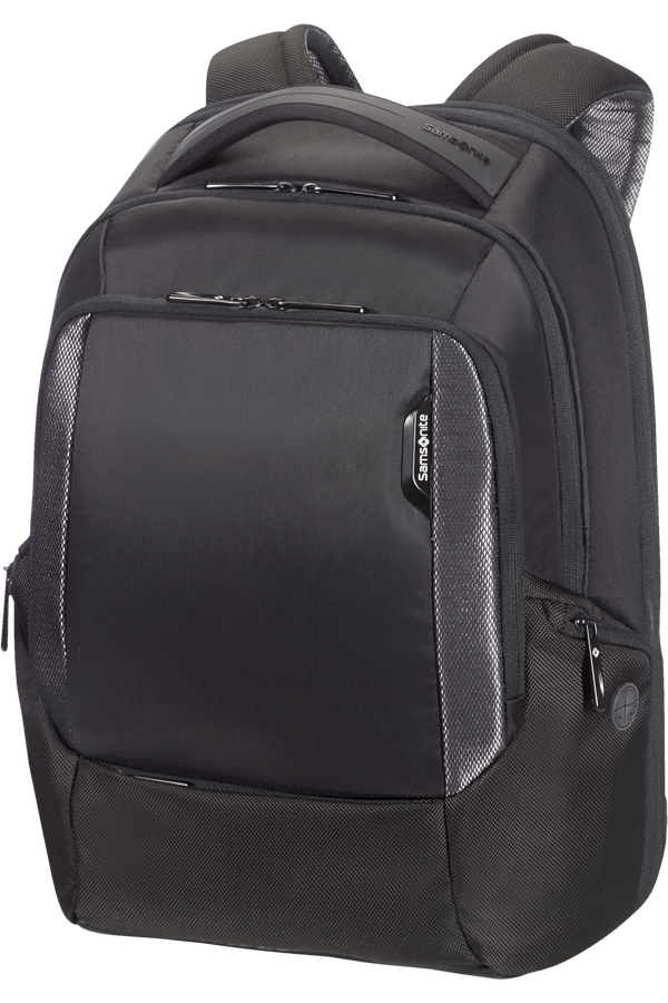 Samsonite Cityscape Tech Laptop Backpack Expandable 43.9cm/17.3inch Nero