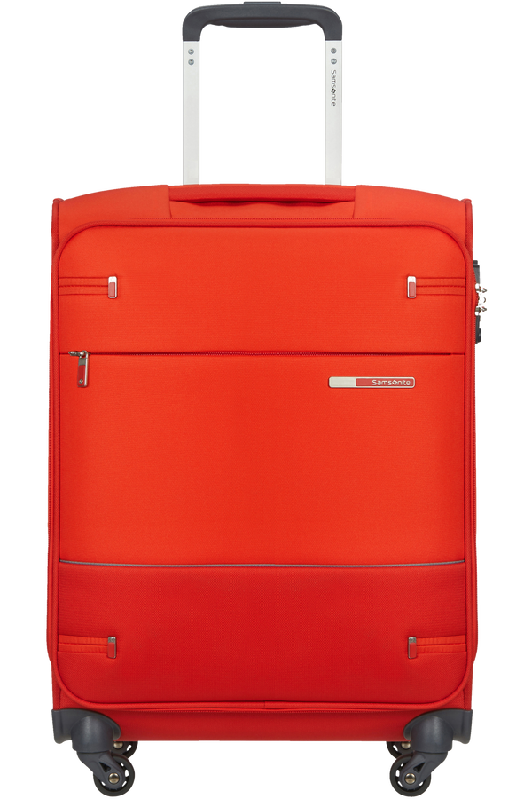 Samsonite Base Boost Spinner 55cm  Fluo Red