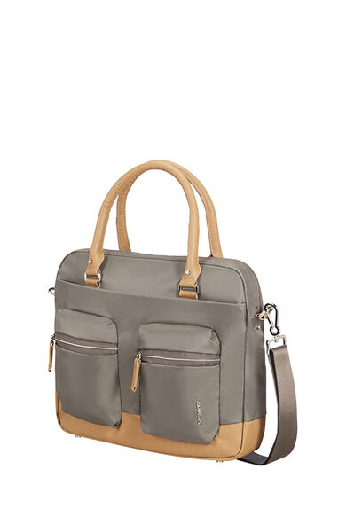 Move Pro Ladies' business bag Silver green