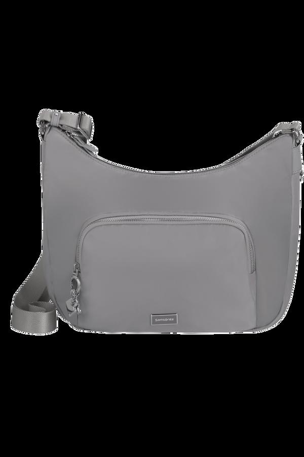 Samsonite Karissa 2.0 Hobo Bag M  Lilac Grey