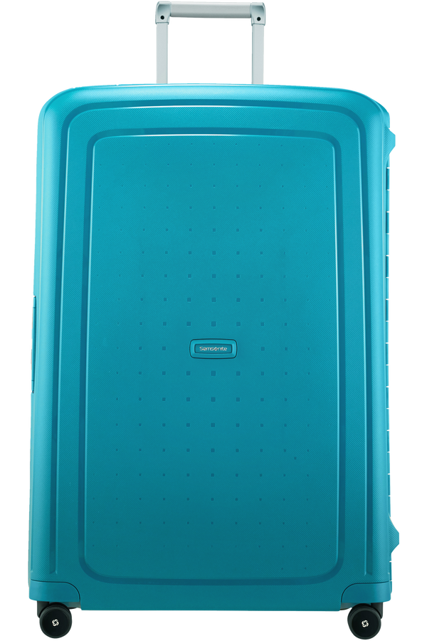 Samsonite S'Cure Spinner 81cm  Petrol Blue Capri
