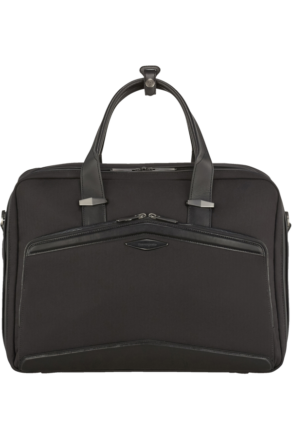 Samsonite Selar Shoulder Bag 24H  Nero
