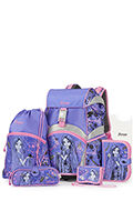 Ergonomic Backpack Zaino Rapunzel