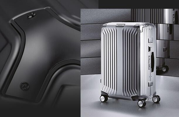 Premium Aluminium Suitcase