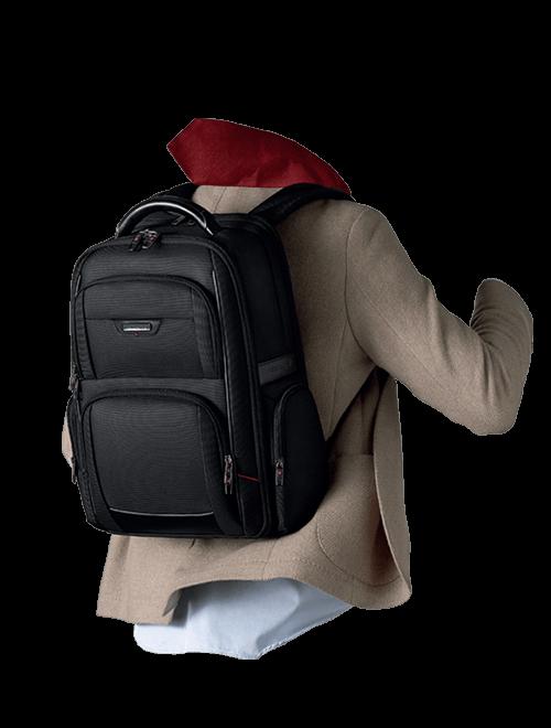 Pro-DLX 4 Business Zaino porta pc 3V 39.6cm/15.6inch Nero