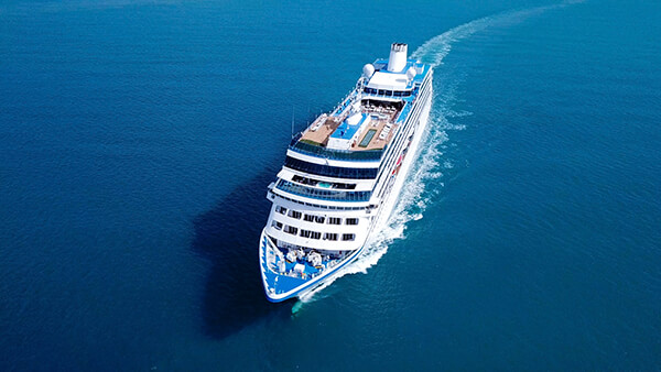 Cruises are booming business