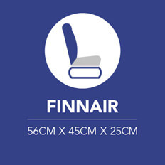 Finnair Hand Luggage