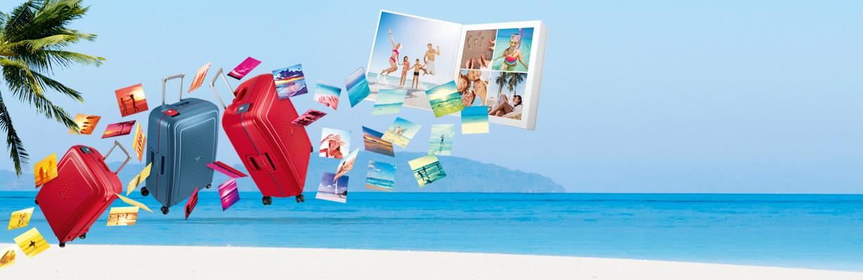 In regalo: il photo book delle tue vacanze*