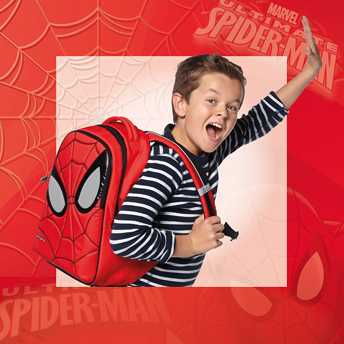 This premium range of luggage for boys will be sure to inspire and amaze!