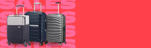 Summer Sale Luggage