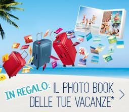 In regalo: il photo book delle tue vacanze!