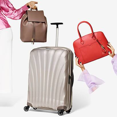 Samsonite Fashion Blogger